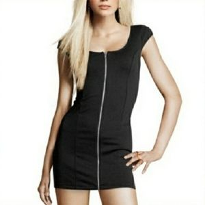 Divided Dresses - Divided by H&M Full Front Zip Bodycon Dress